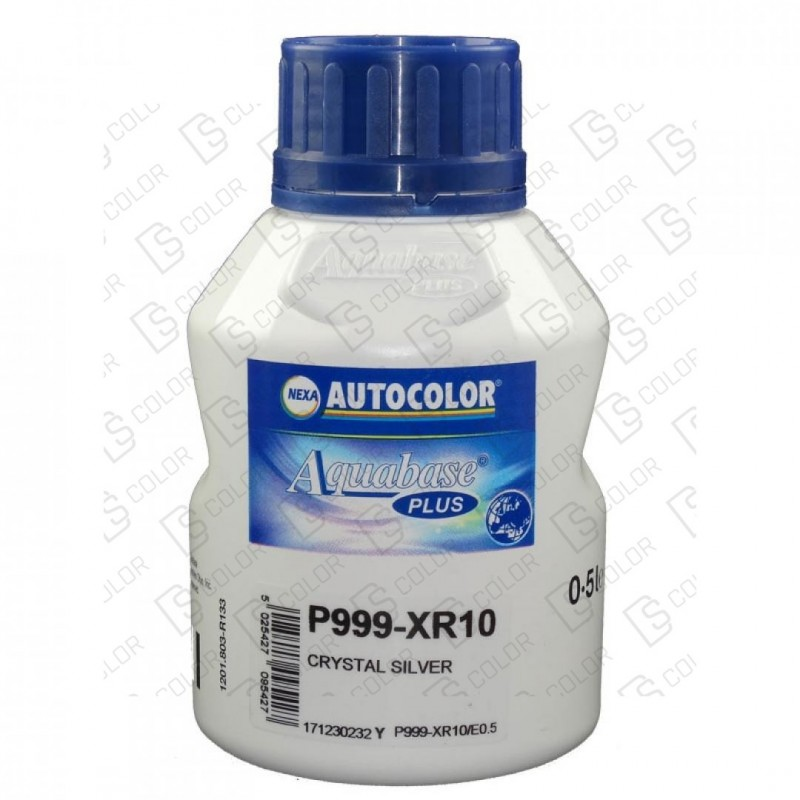 DS Color-AQUABASE PLUS-NEXA 999-XR10 AQUABASE PLUS 0.5LT