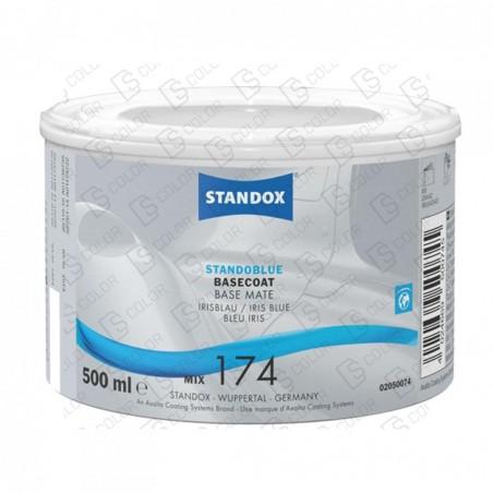 DS Color-STANDOBLUE-STANDOBLUE MIX 174 0,5LT. IRISBLAU