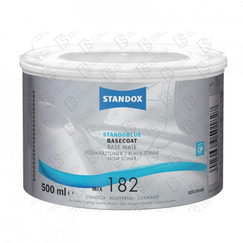 DS Color-STANDOBLUE-STANDOBLUE MIX 182 0,5LT. BRILLANTROT
