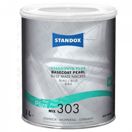 DS Color-STANDOHYD-STANDOX STANDOHYD MIX 303 1LT