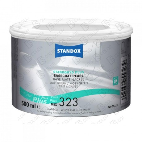 DS Color-STANDOHYD-STANDOX STANDOHYD MIX 323 0.5LT