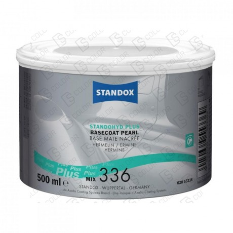 DS Color-STANDOHYD-STANDOX STANDOHYD MIX 336 0.5LT