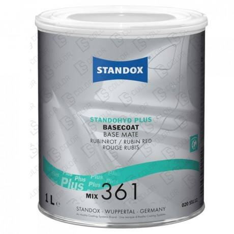 DS Color-STANDOHYD-STANDOX STANDOHYD MIX 361 1LT