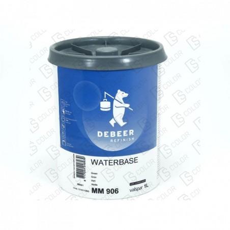 DS Color-WATERBASE SERIE 900-DE BEER MM906   1L W.B. Green