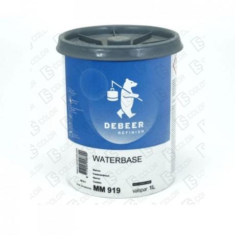 DS Color-WATERBASE SERIE 900-DE BEER MM919   1L W.B. Maroon