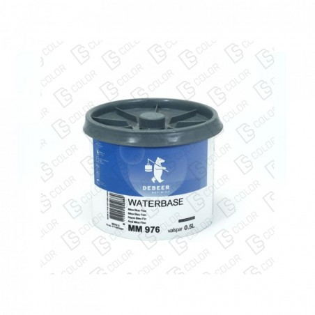 DS Color-WATERBASE SERIE 900-DE BEER MM976  0.5L W.B.
