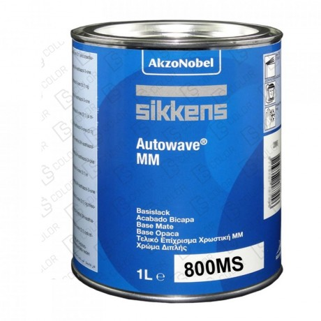 DS Color-AUTOWAVE MM-SIKKENS AUTOWAVE 800MS 1LT