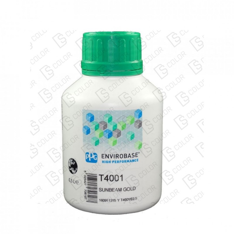 DS Color-ENVIROBASE HP-PPG ENVIROBASE MIX T4001 0.5LT