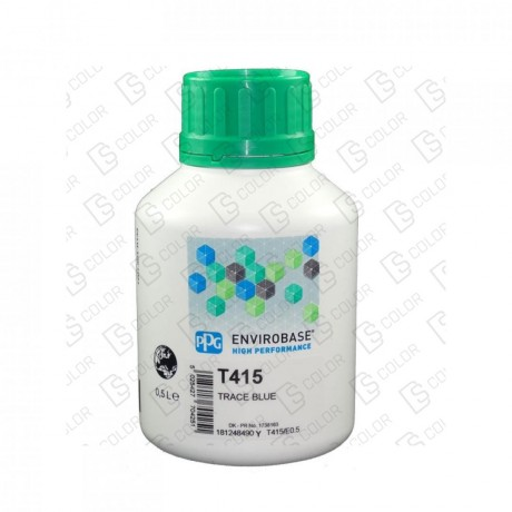 DS Color-ENVIROBASE HP-PPG ENVIROBASE MIX T415 0.5LT