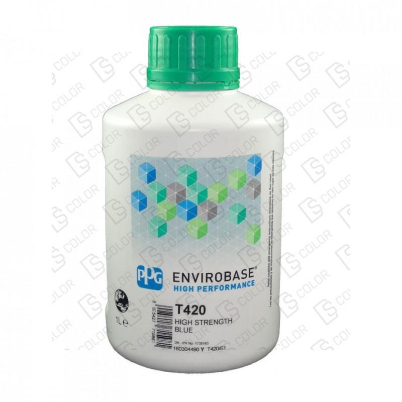 DS Color-ENVIROBASE HP-PPG ENVIROBASE MIX T420 1LT