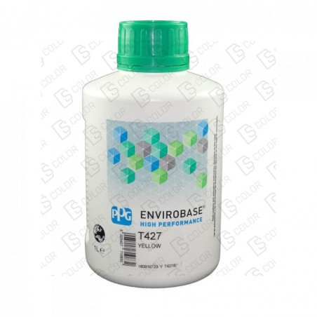 DS Color-ENVIROBASE HP-PPG ENVIROBASE MIX T427 1LT