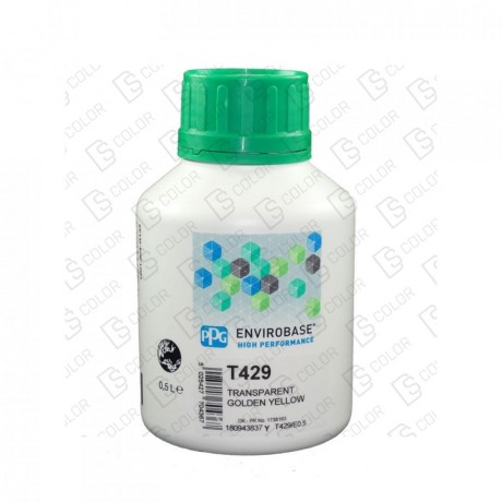 DS Color-ENVIROBASE HP-PPG ENVIROBASE MIX T429 0.5LT