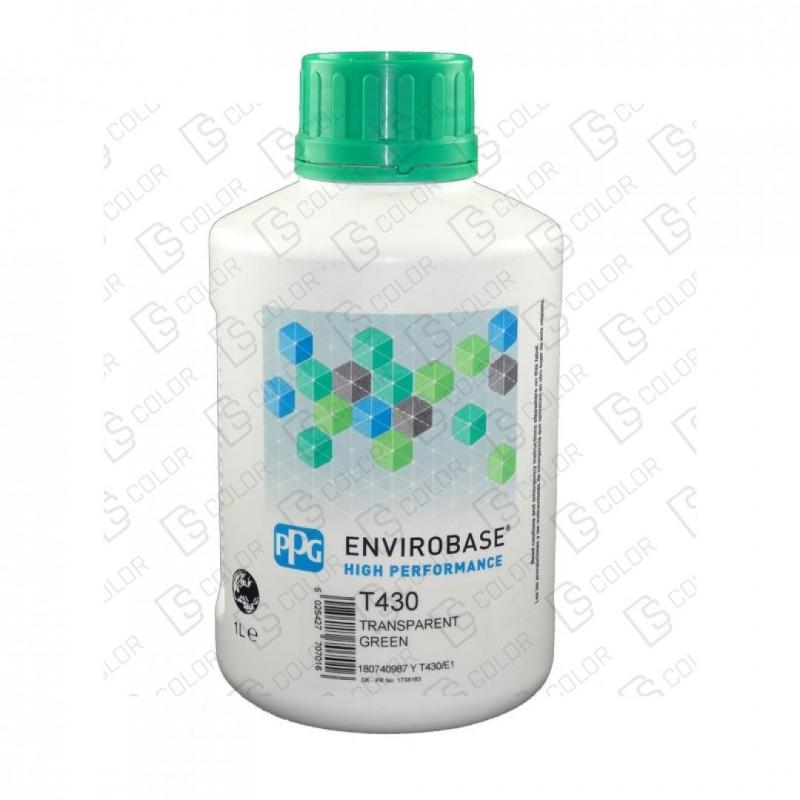 DS Color-ENVIROBASE HP-PPG ENVIROBASE MIX T430 1LT