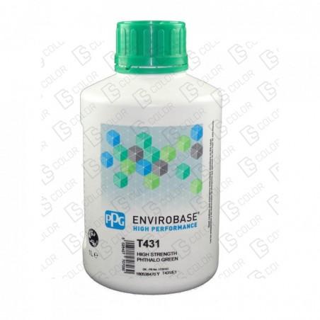 DS Color-ENVIROBASE HP-PPG ENVIROBASE MIX T431 1LT