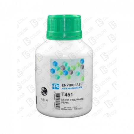 DS Color-ENVIROBASE HP-PPG ENVIROBASE MIX T451 0.5LT