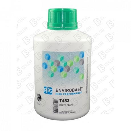 DS Color-ENVIROBASE HP-PPG ENVIROBASE MIX T453 1LT