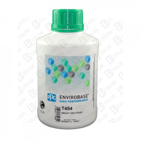 DS Color-ENVIROBASE HP-PPG ENVIROBASE MIX T454 1LT