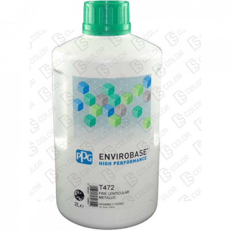 DS Color-ENVIROBASE HP-PPG ENVIROBASE MIX T472 2LT