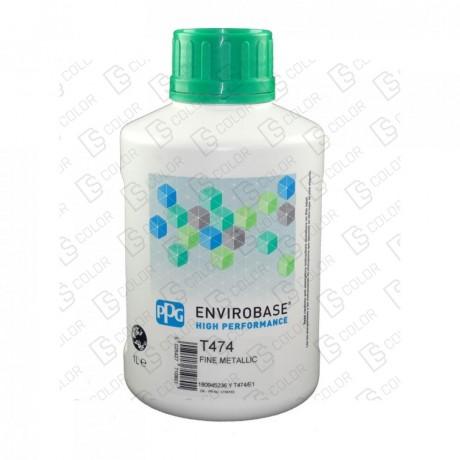 DS Color-ENVIROBASE HP-PPG ENVIROBASE MIX T474 1LT