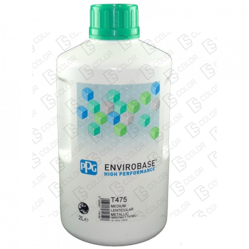 DS Color-ENVIROBASE HP-PPG ENVIROBASE MIX T475 2LT