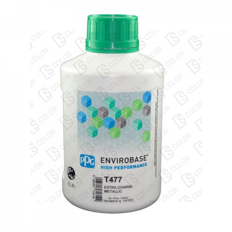 DS Color-ENVIROBASE HP-PPG ENVIROBASE MIX T477 1LT
