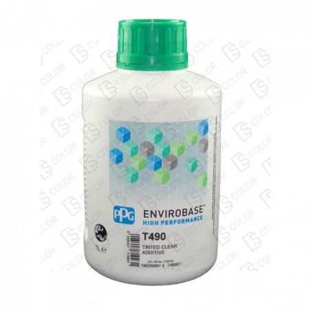 DS Color-ENVIROBASE HP-PPG ENVIROBASE MIX T490 1LT