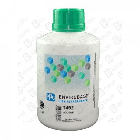 DS Color-ENVIROBASE HP-PPG ENVIROBASE MIX T492 1LT