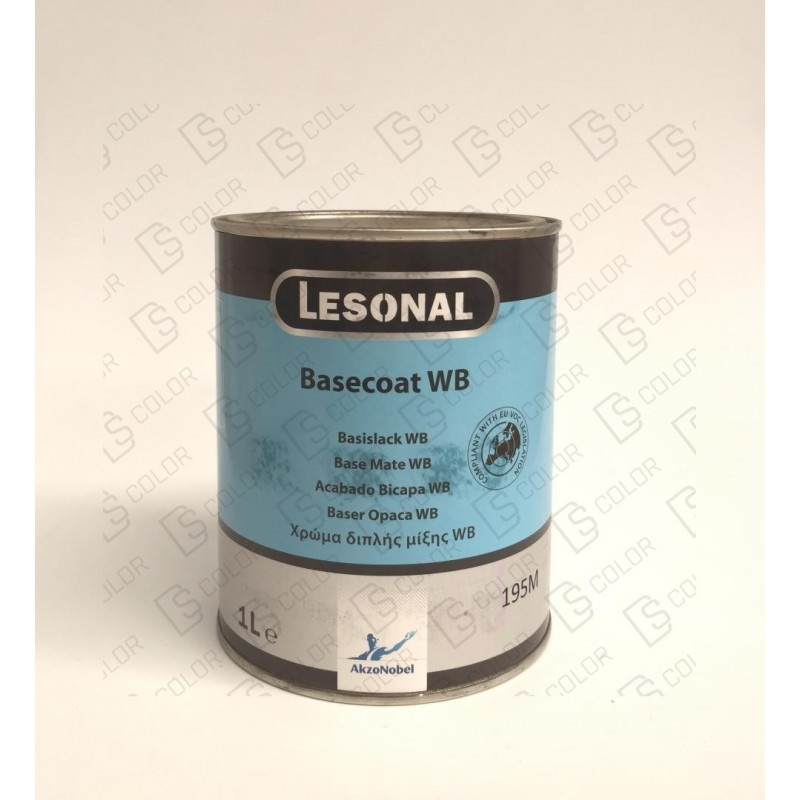 DS Color-OUTLET LESONAL-LESONAL WB195M  1LT SIKKENS 888MS/800MS