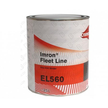 DS Color-IMRON FLEET-CROMAX IMRON EL560 ELITE VOC COMPLIANT HS 3.5LT