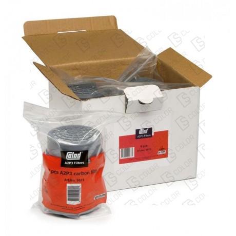 DS Color-COLAD PROTECCIÓN E HIGIENE-COLAD FILTROS A2P3 2u.
