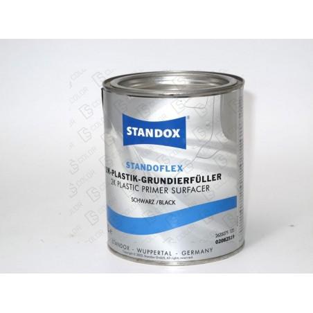 DS Color-OUTLET STANDOX-STANDOX IMPRIMACION PLASTICOS 1LT. 1:1 NEGRO//OUTLET