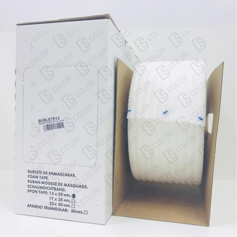 DS Color-DS COLOR-BURLETE AUTOADHESIVO 13mmX50M