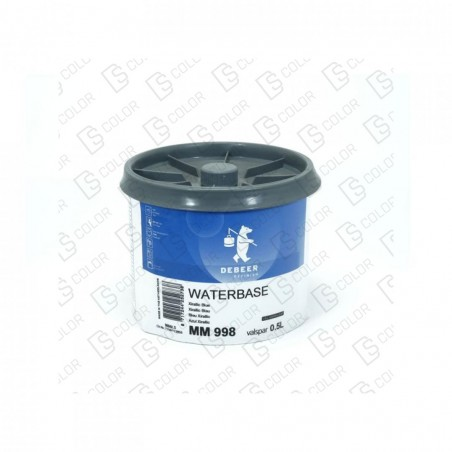 DS Color-WATERBASE SERIE 900-DE BEER MM998  0.5L W.B.