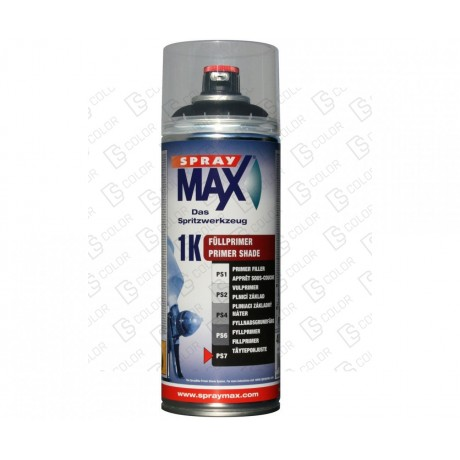 SPRAY MAX Primershade PS7 400ml Negro