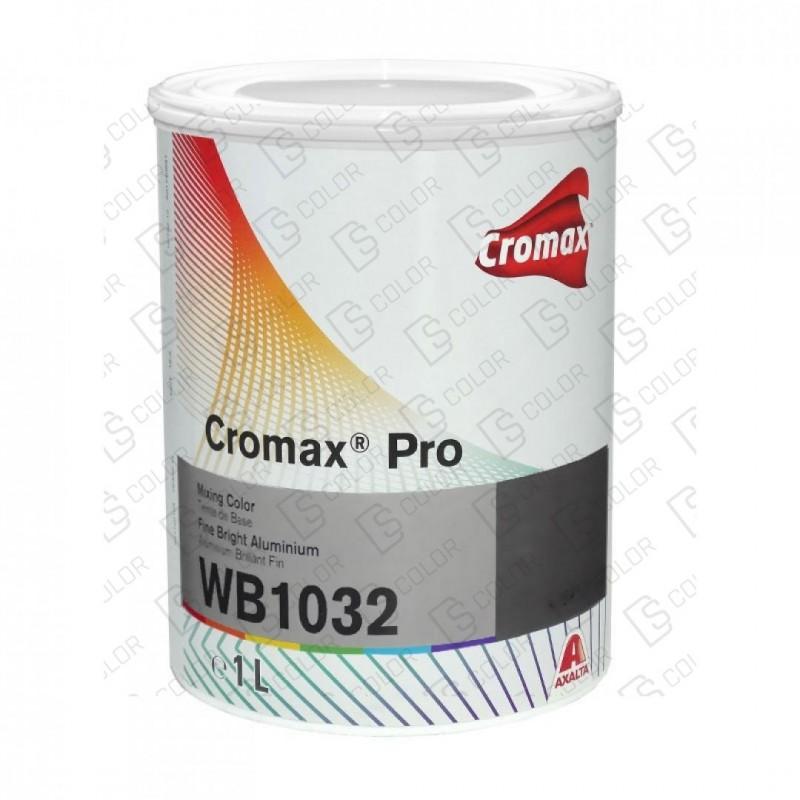 DS Color-CROMAX PRO-CROMAX PRO WB1032 1LT FINE BRIGHT ALUMINIUM