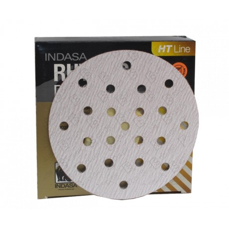 DS Color-INDASA-INDASA RHYNOGRIP HT D150 ULTRAVENT 21A P180 (50u)
