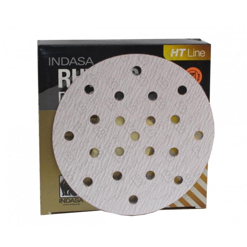 DS Color-INDASA-INDASA RHYNOGRIP HT D150 ULTRAVENT 21A P80 (50u)