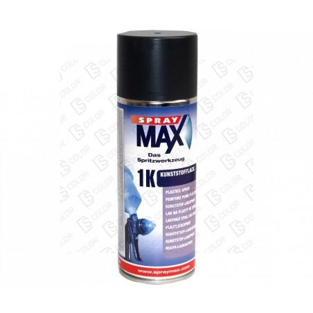DS Color-SPRAYMAX-SPRAY MAX Acabado Plasticos PEUGEOT Noir FXT 400ml