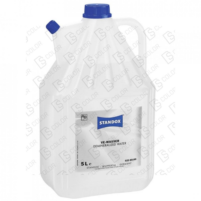 DS Color-STANDOHYD-STANDOX STANDOHYD AGUA / VE-WASSER 5LT