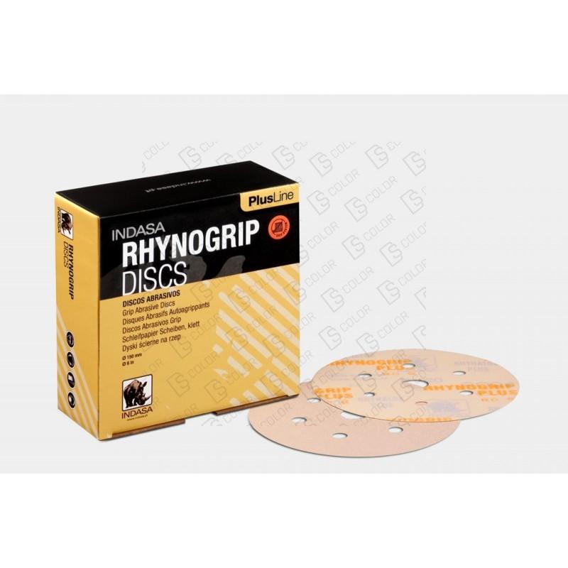 DS Color-INDASA-INDASA RHYNOGRIP PLUS D150 ULTRAVENT P400 (50u)