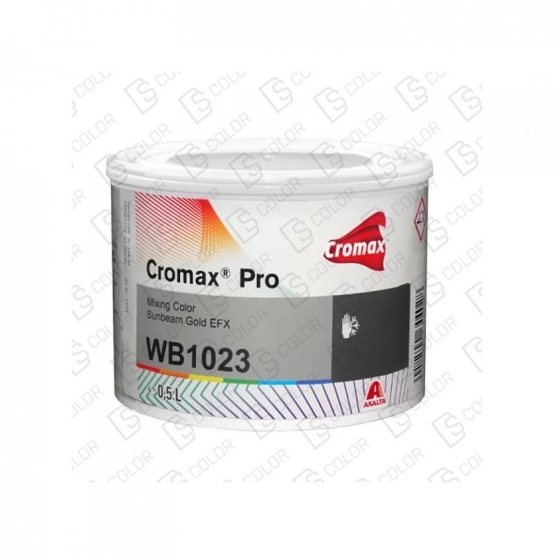 DS Color-CROMAX PRO-CROMAX PRO WB1023 LT. 0,5 EFX PRO SUNBEAM GOLD