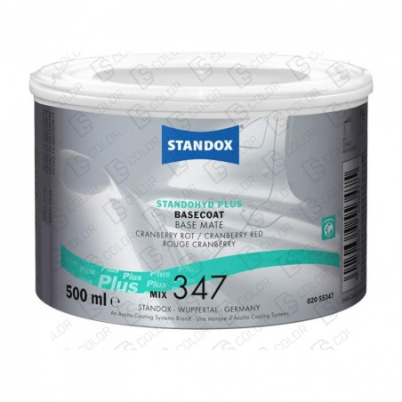 DS Color-STANDOHYD-STANDOX STANDOHYD MIX 347 0.5L Cranberry Red