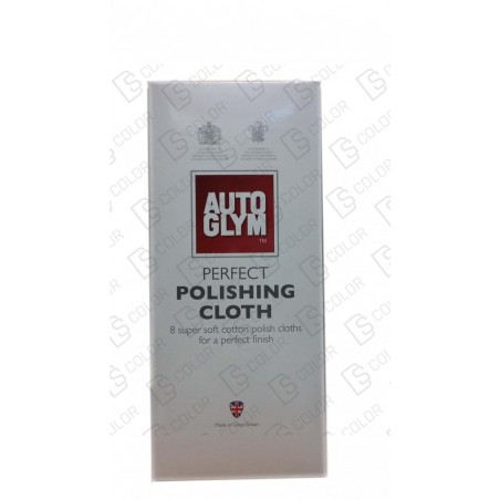 DS Color-AUTO GLYM-AUTO GLYM GASA PERFECT POLISHING CLOTH