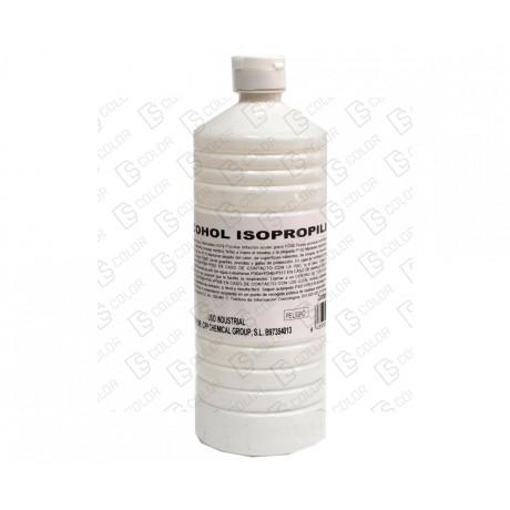 DS Color-ACELERANTES-QUIMIBASE ALCOHOL ISOPROPILICO  1L.