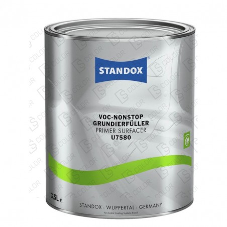 DS Color-STANDOX APAREJOS-STANDOX U7580 IMPRIMACION VOC NONSTOP GRIS CL 3,5L