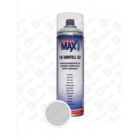 SPRAY MAX Imp. Gris Claro S2 1K - 500ml (nuevo)