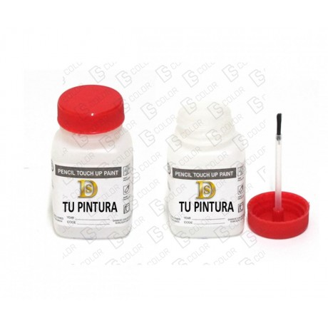 DS Color-PINTURA RETOQUES-CONFECCION DE PINTURA + PINCEL + ROTULADOR 100ML