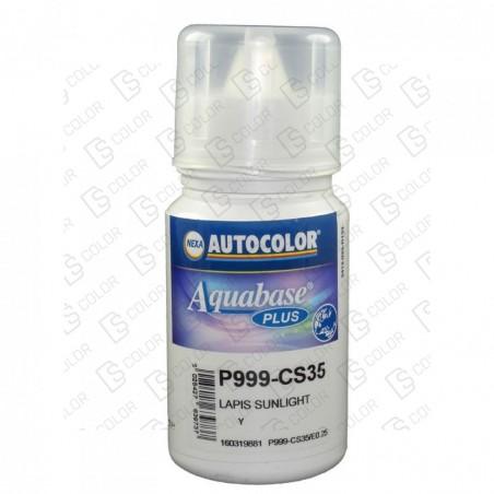DS Color-OUTLET NEXA AUTOCOLOR-NEXA 999-CS35 AQUABASE PLUS 0.25LT //OUTLET