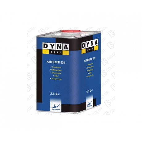 DS Color-DYNACOAT CATALIZADORES-DYNACOAT CATALIZADOR 420 2,5L.
