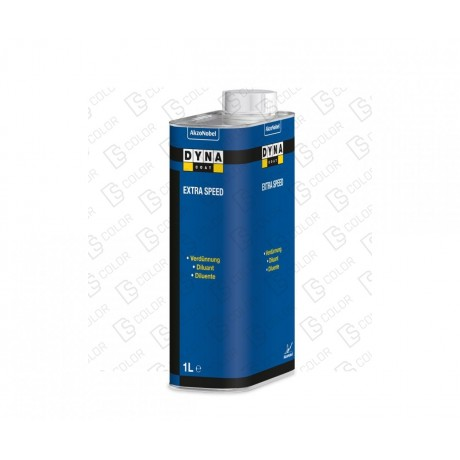 DYNACOAT DILUYENTE EXTRA SPEED 1L.